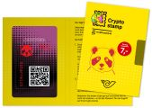 SECONDA EMISSIONE CRYPTOSTAMPS